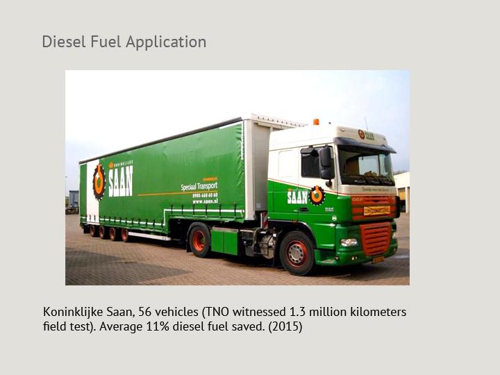 Diesel Fuel Truck